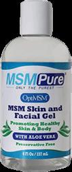 MSM Skin & Facial Gel