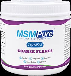 MSM Coarse Flakes