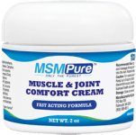 Free MSM Muscle & Joint Cream with purchase