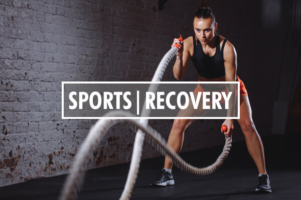 MSM for Sports & Recovery
