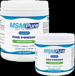 MSM Powder Fine Crystals